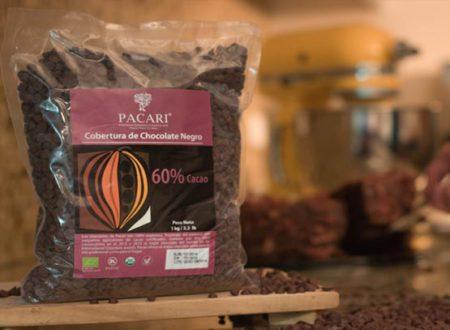 CHOCOLAT DE COUVERTURE à 60%