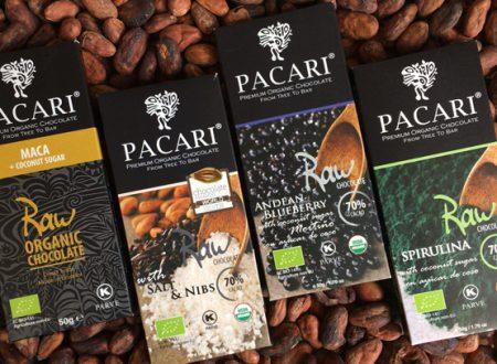 Pack promo : 4 Tablettes de chocolat cru